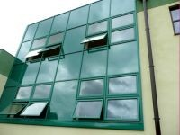 okna biurowiec